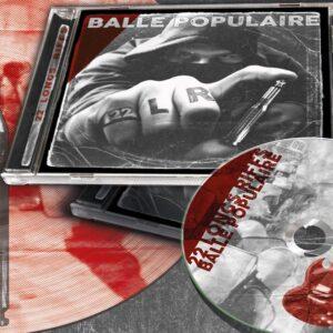 "CD 22 Longs Riffs ""Balle populaire"""