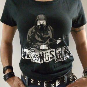 "Tshirt Femme ""A bout portant"""