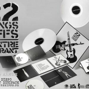 """CD 22 Longs Riffs """"Contre-courant"""""""