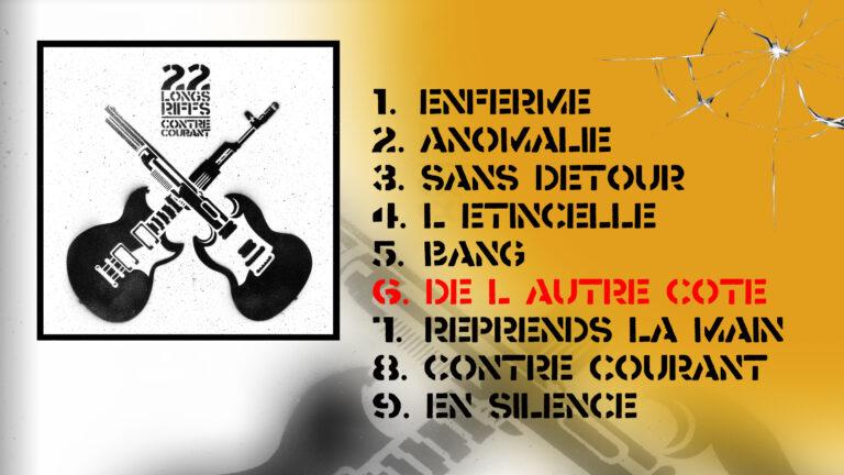 """Read more about the article """"De l'autre côté"""" en écoute sur Youtube"""
