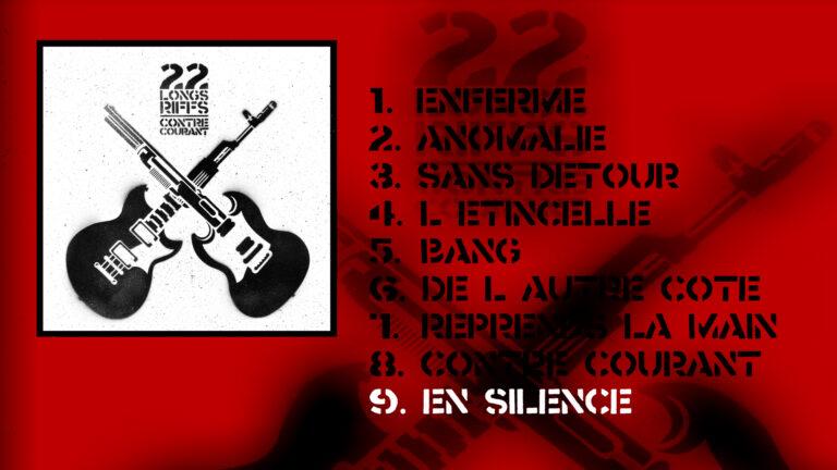 """Read more about the article """"En silence"""" en écoute sur youtube !"""