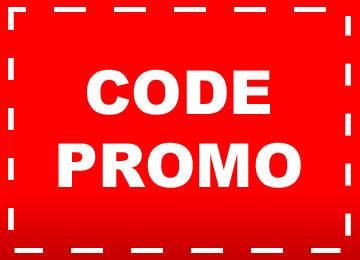 Code promo sur la boutique jusqu'au 15 mai !